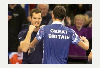 Davis Cup Tennis Great Britain