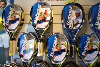 Demo Prince Tennis Racquets