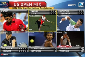DIRECTV US Open Tennis