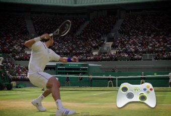 EA Grand Slam Tennis 2 Controls