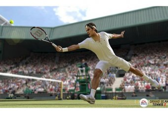 EA Sports Grand Slam Tennis Controls