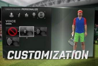 Grand Slam Tennis 2 career mode