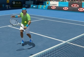 Grand Slam Tennis 2 online