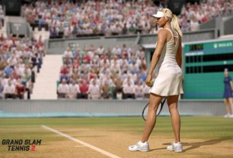 Grand Slam Tennis 2 online play