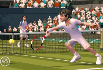 Grand Slam Tennis Review