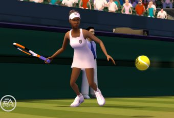 Grand Slam Tennis Wii tips