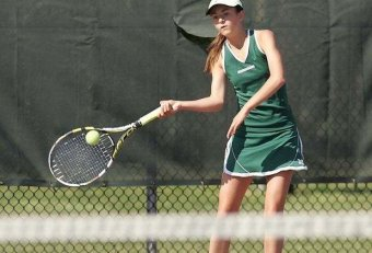 High School Tennis challenge matches