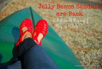 Jelly Beans tennis shoes