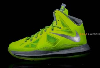 LeBron 10 tennis shoes