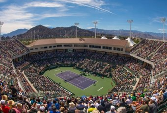 Open Tennis Indian Wells