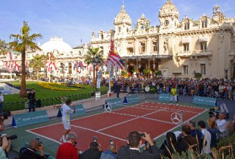 Place Tennis Monte Carlo 2013
