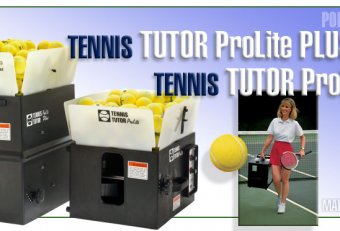 Pro Lite tennis ball Machines