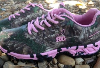 Realtree Girl tennis shoes