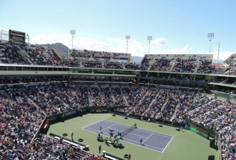 Tennis at Indian Wells