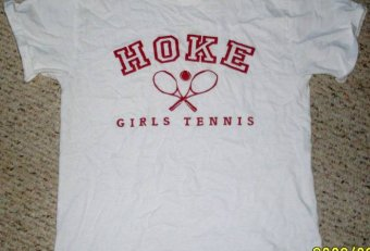 Tennis Jersey for High School