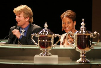 US Open Tennis 2008 draw
