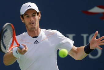 US Open Tennis Andy Murray