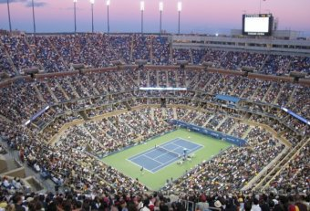 US Open Tennis Campo
