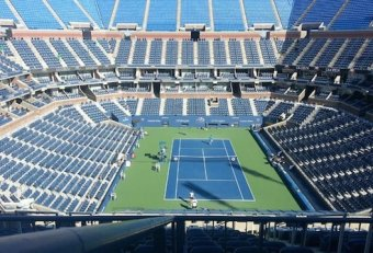US Tennis Open Seating Chart