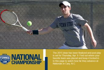 USTA Tennis on Campus National 2015