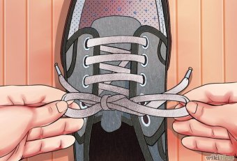 Ways to Lace tennis shoes