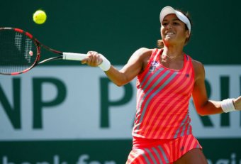 WTA Tennis Indian Wells Results
