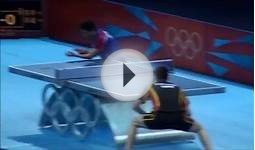 2012 Olympic Games| Table Tennis Bronze Medal Match