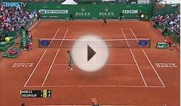 2015 Monte-Carlo Rolex Masters - Magic Monfils fake