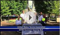 30 August 2010 US Open Tennis Opening Bell