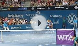 2014 AUSTRALIAN TENNIS OPEN - CAN AMAZING SERENA WILLIAMS