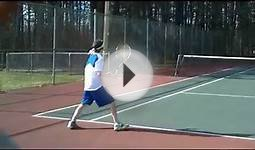 2011 Pelham High School Tennis Video