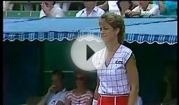 1985 Australian Open Ladies Final