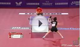 2013 World Table Tennis Championships: Ding Ning vs Li Xiaoxia