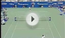 2002 US Open Sampras VS Agassi Men`s Final - Tennis Express