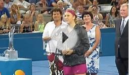 2014 AUSTRALIAN TENNIS OPEN - VICTORIA AZARENKA QUEEN OF