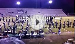 2010 Nation Ford High School Band: Solaris