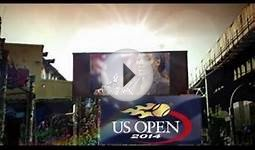 2014 US Open: Subway, Tennis Channel