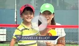 2011 US Open- 10 and Under Tennis