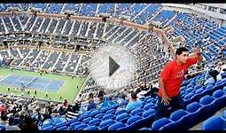 5 Days & Nights @ the 2011 US Open Tennis Championships in