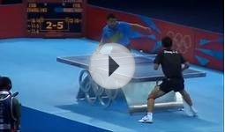 2012 Olympic Games| Gold Medal Match| Table Tennis Zhang