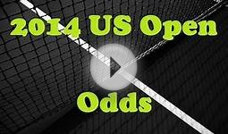 2014 US Open Tennis Odds