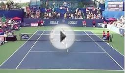 2012 BB&T Atlanta Open Doubles Final - Ebden/Harrison vs