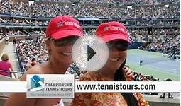 2009 US Open Tennis Tickets and Tours