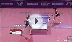 2013 World Table Tennis Championships: Lea Rakovic vs Seo