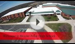 Aerial Footage | Brooke Point High School | Blackhawks