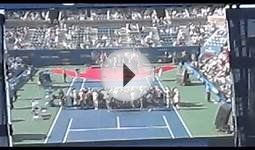 Andre Agassi inducted into US Open Court of Champions