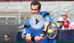 Andy Murray Interview - Davis Cup 2014 World Group 1st