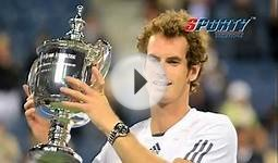 ANDY MURRAY WINS HIS 1st EVER GRAND SLAM TITLE
