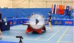 Australian Open table tennis 2013 - Final - Boys