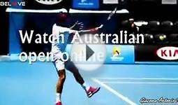 AUSTRALIAN OPEN Tennis mens 2015 live